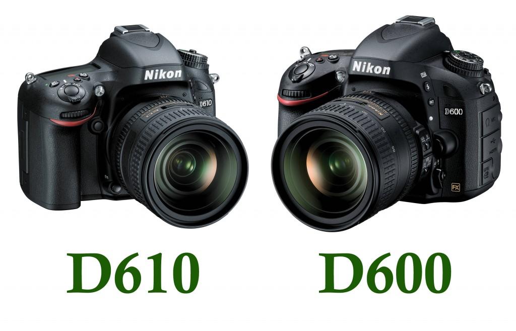 Nikon-D610-Vs-Nikon-D600
