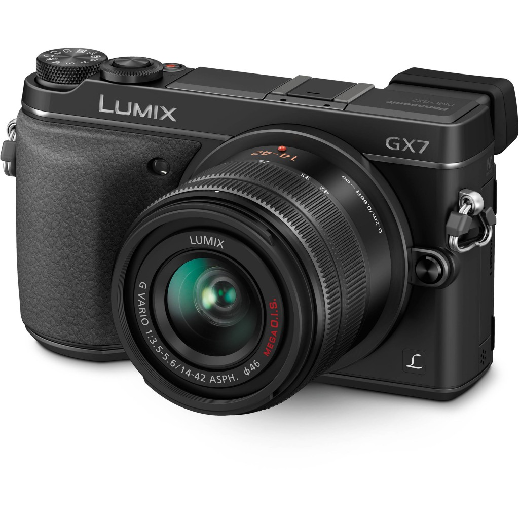 Panasonic Lumix GX7 Black