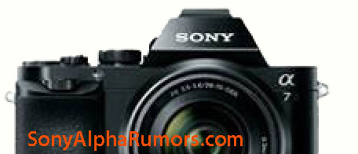 Sony A7 Picture