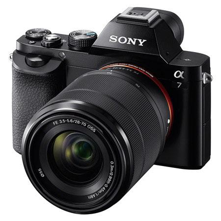 Sony A7 with 28 70mm lens