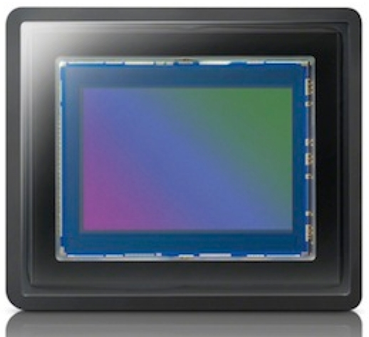 Sony RX100 sensor