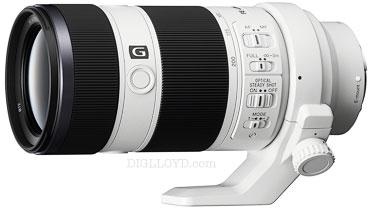 Sony Zeiss FE 70-200mm f 4 ZA OSS