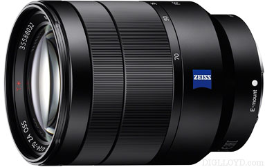 Zeiss FE 24-70mm f/4 ZA OSS Lens