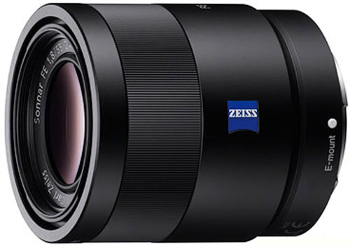 Zeiss FE 55mm f 1.8 sonnar e-mount