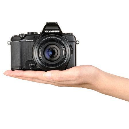 Olympus Stylus 1 More Images Price 699 Camera News