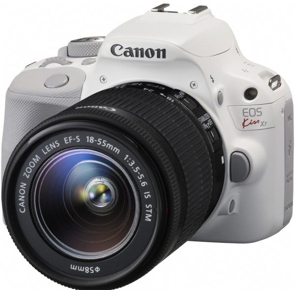 Canon EOS Kiss X7 6