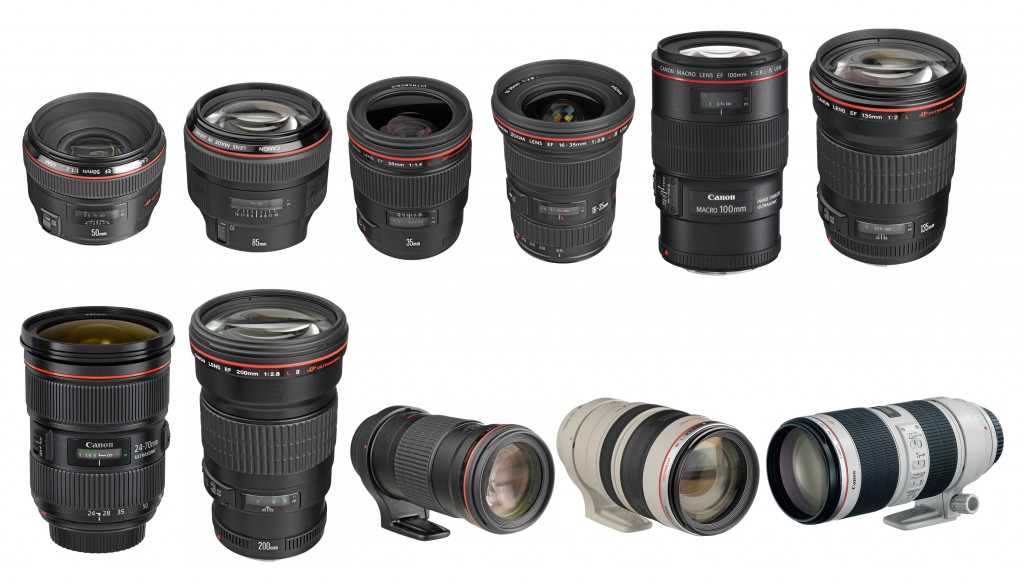 <del>Current Active Canon L Lens Double Rebates (Up to $600 off !)</del>
