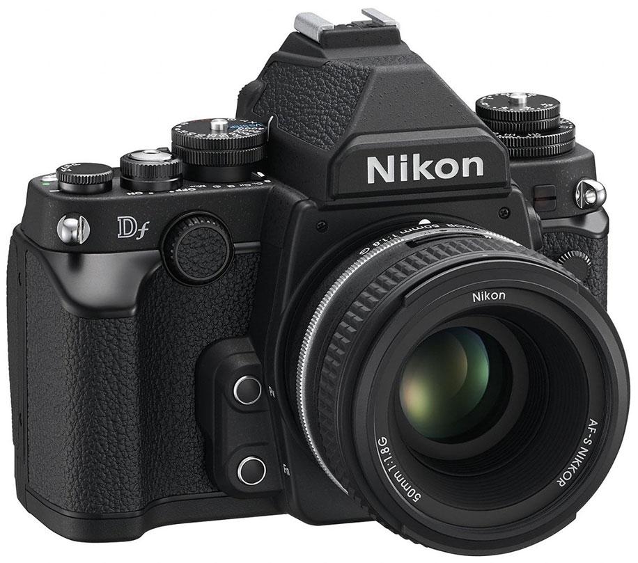 Nikon-Df-black-left