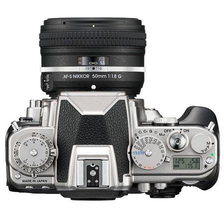 Nikon Df s top 1