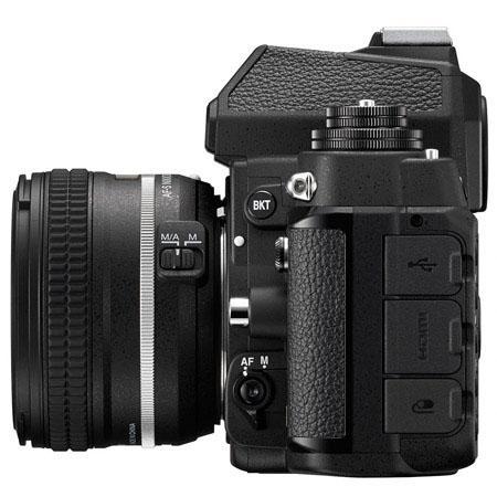 Nikon Df side