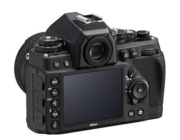Nikon-Df silver -back