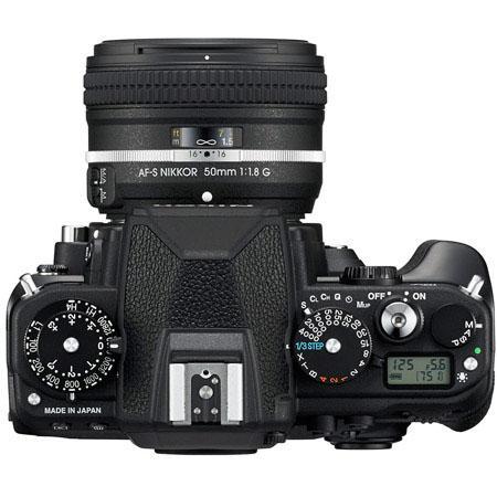 Nikon Df top 1
