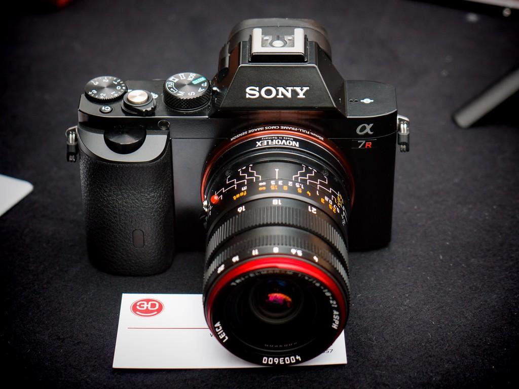 "Sony A7R with Leica Wide Angle Tri Elmar (""WATE"") 16-18-21mm f/4"