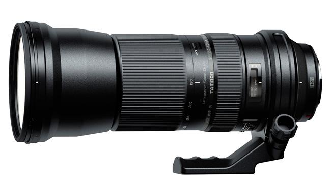 Tamron SP 150-600mm F 5-6.3 Di VC USD