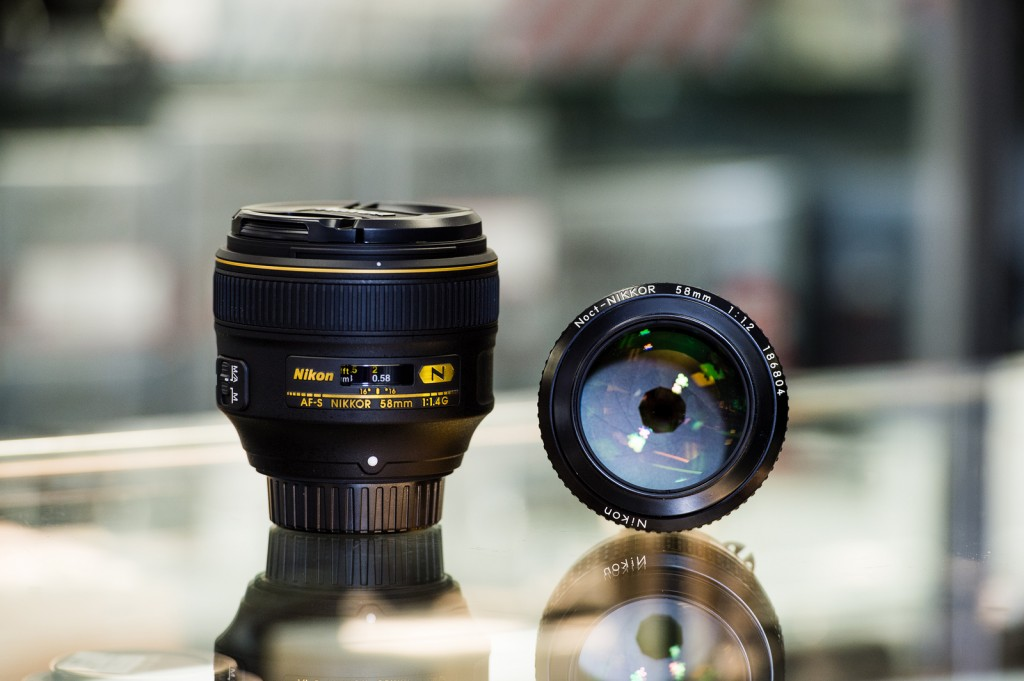 nikkor 58mm f 1.4g