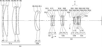 Nikkor 600mm f/4 lens patent