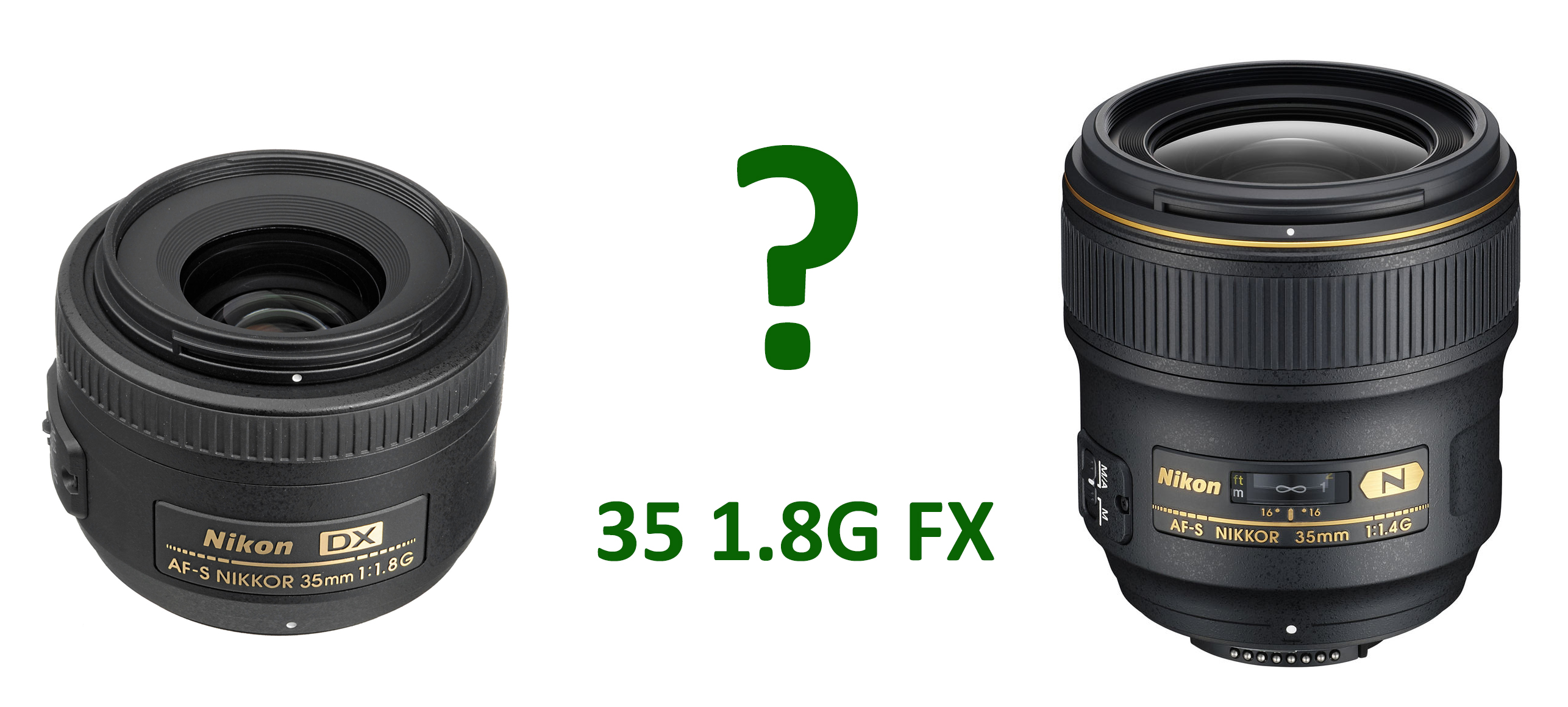 AF-S Nikkor 35mm f/1.8G FX lens to be announced around CES 2014 ...
