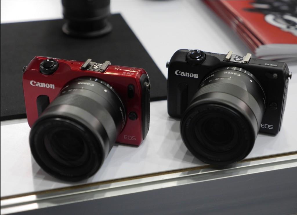 Canon EOS M Vs. Canon EOS M2