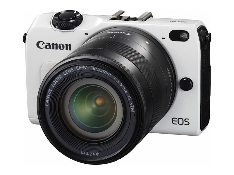 Canon EOS M2 White