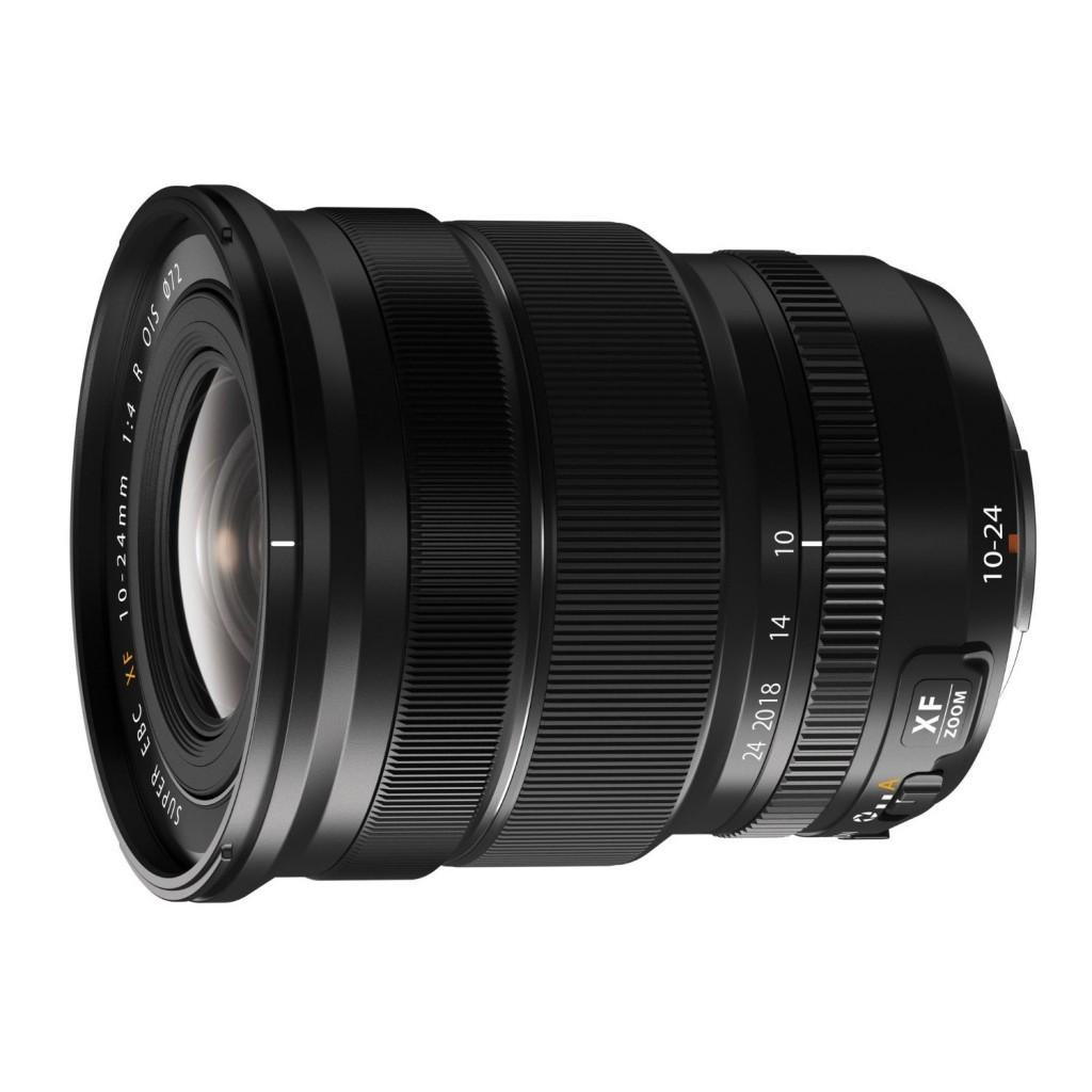 Fujifilm XF 10-24mm f4 OIS lens