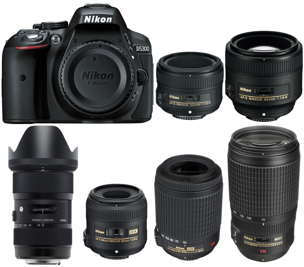 Recommended-Best-Lenses-for-Nikon-D5300