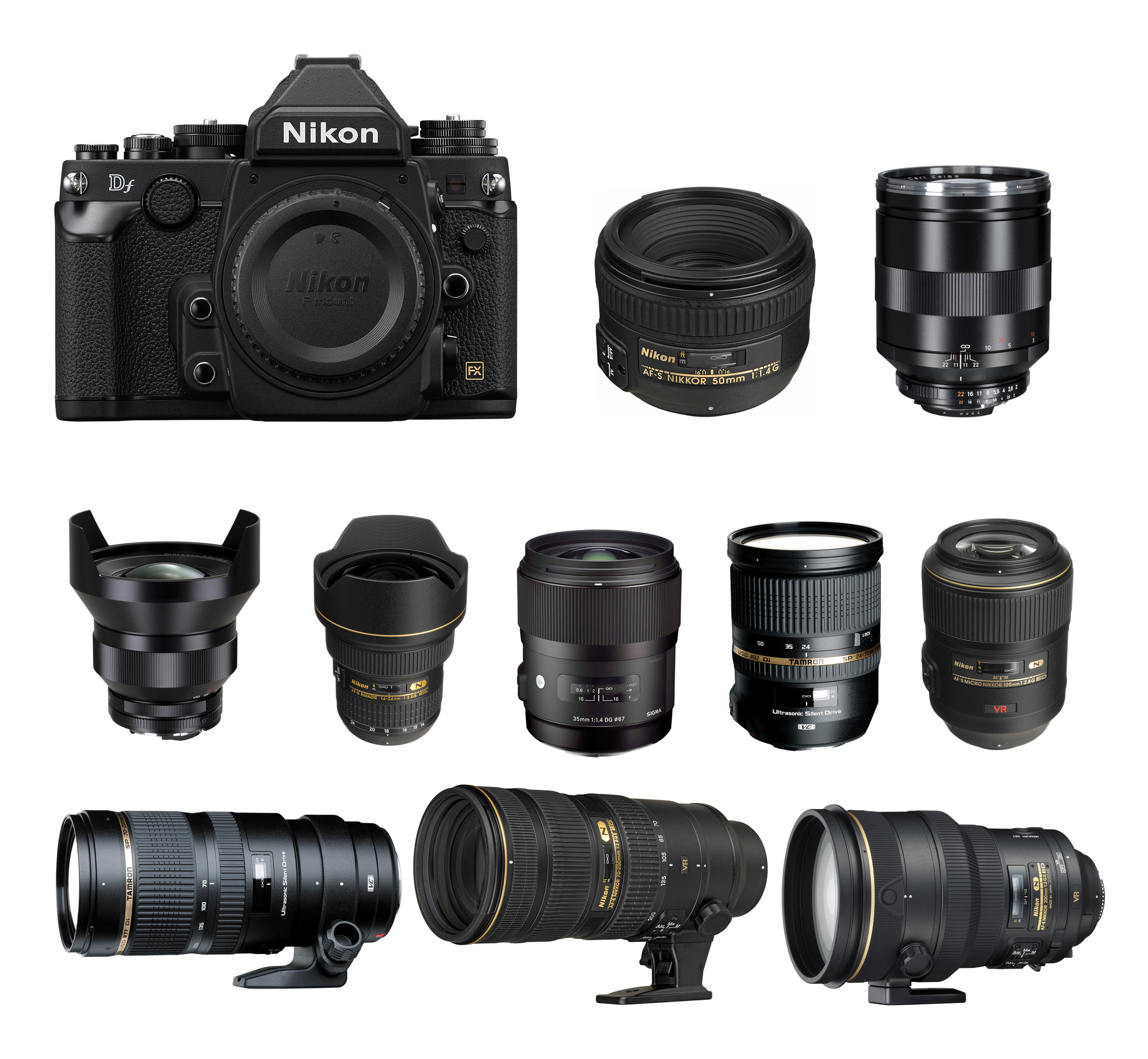 Best Lenses For Nikon Df Camera News At Cameraegg