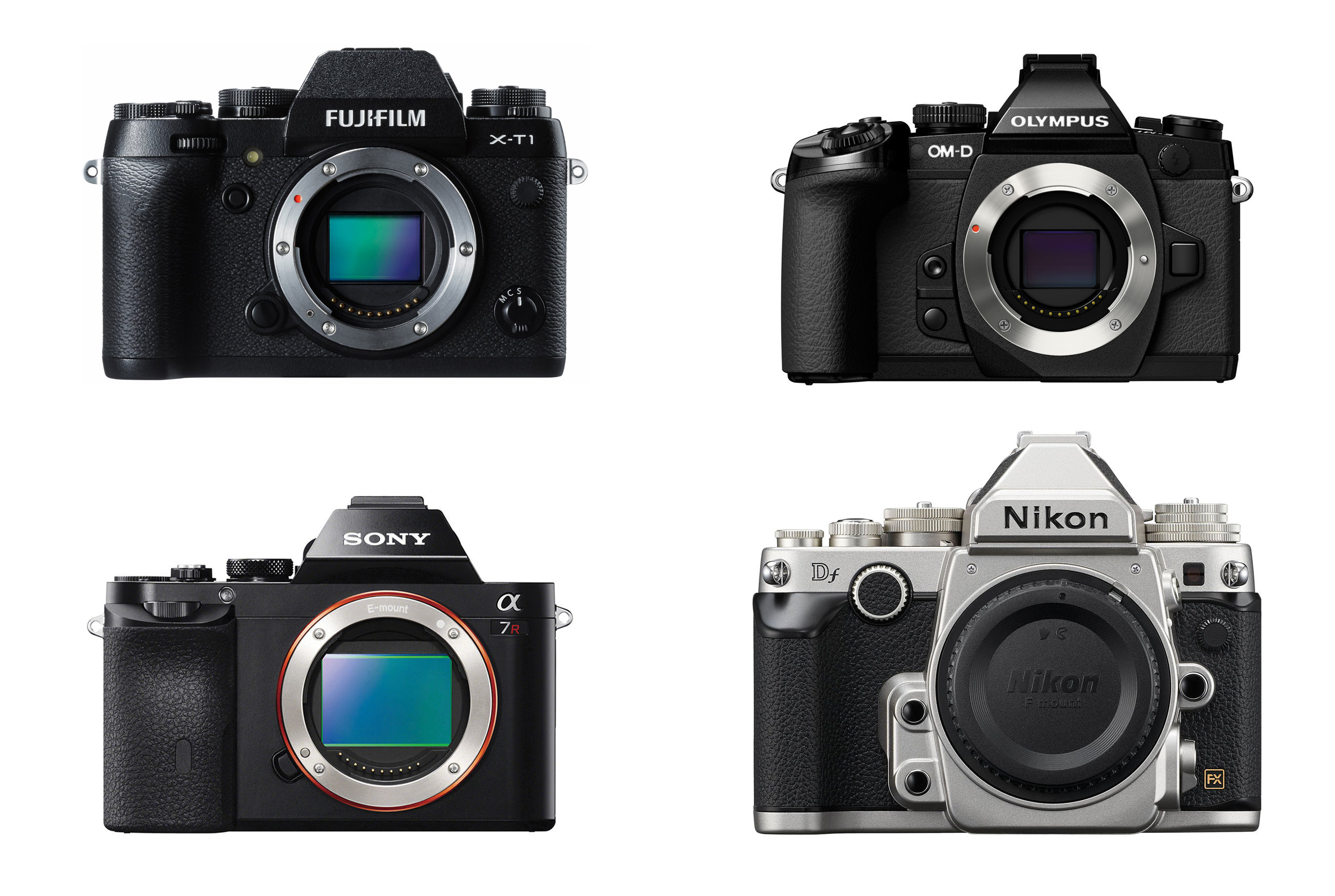 Sony New Cameras For 2014