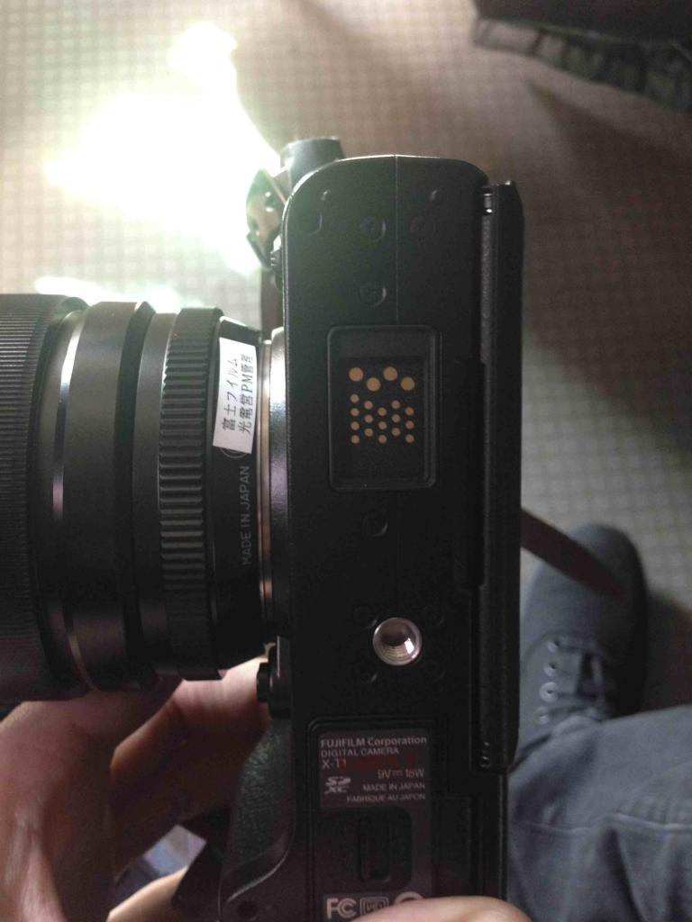 Fujifilm X-T1 side2