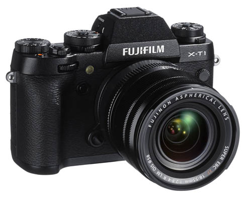 fuji x t1 clear images (front, top, back) | camera news at