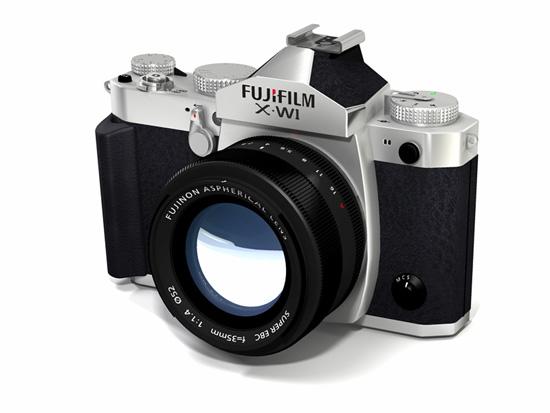 Fujifilm X-W1 1