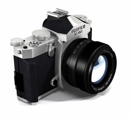 Fujifilm X-W1 3
