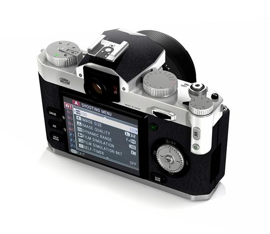 Fujifilm X-W1 4