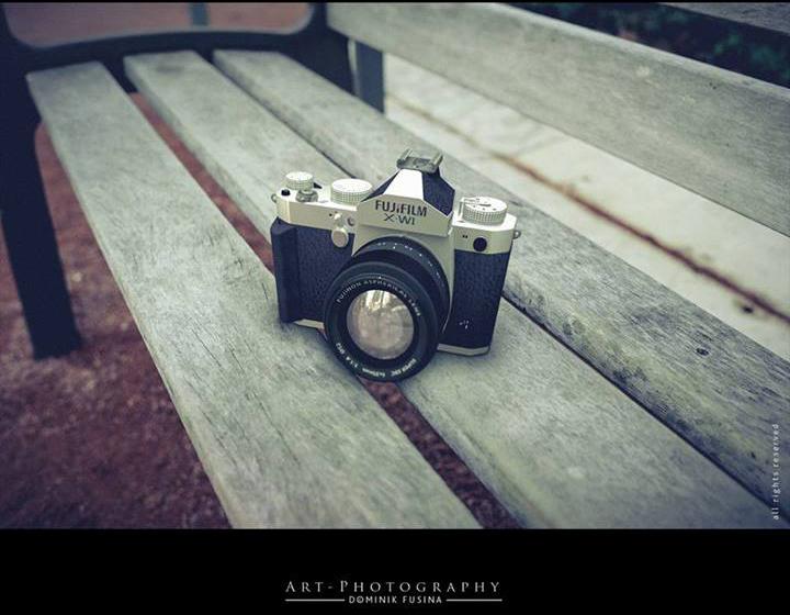Fujifilm X-W1