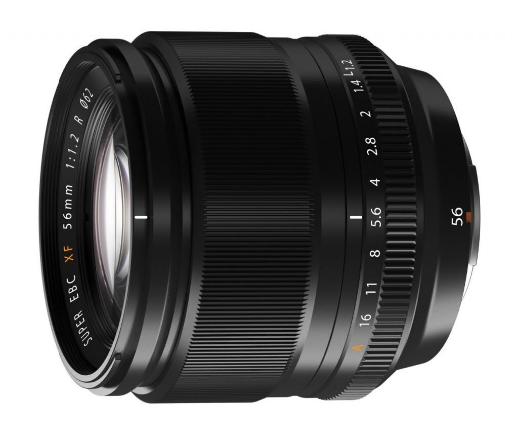Fujifilm XF 56mm f 1.2 R Lens