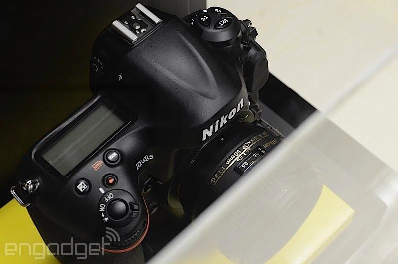Nikon D4S 5