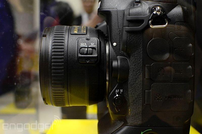 Nikon D4S 9