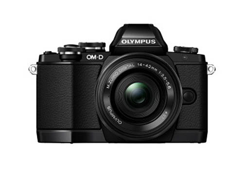 Olympus OM-D E-M10 Black