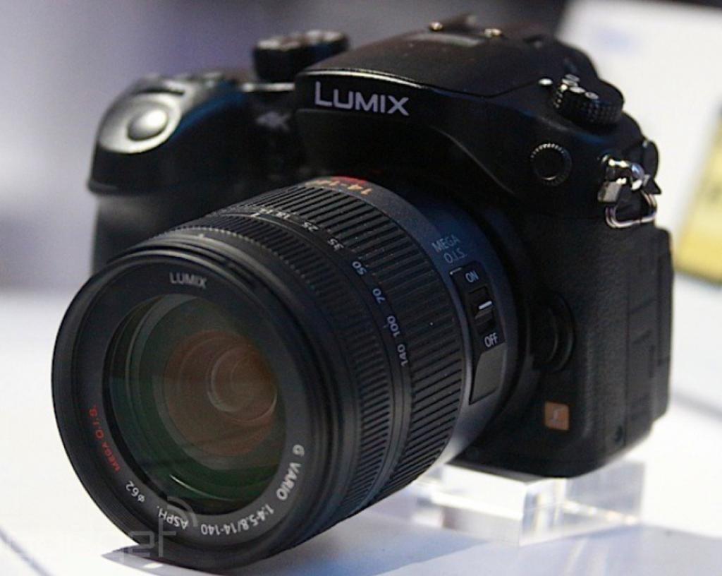 Panasonic Lumix GH 4K