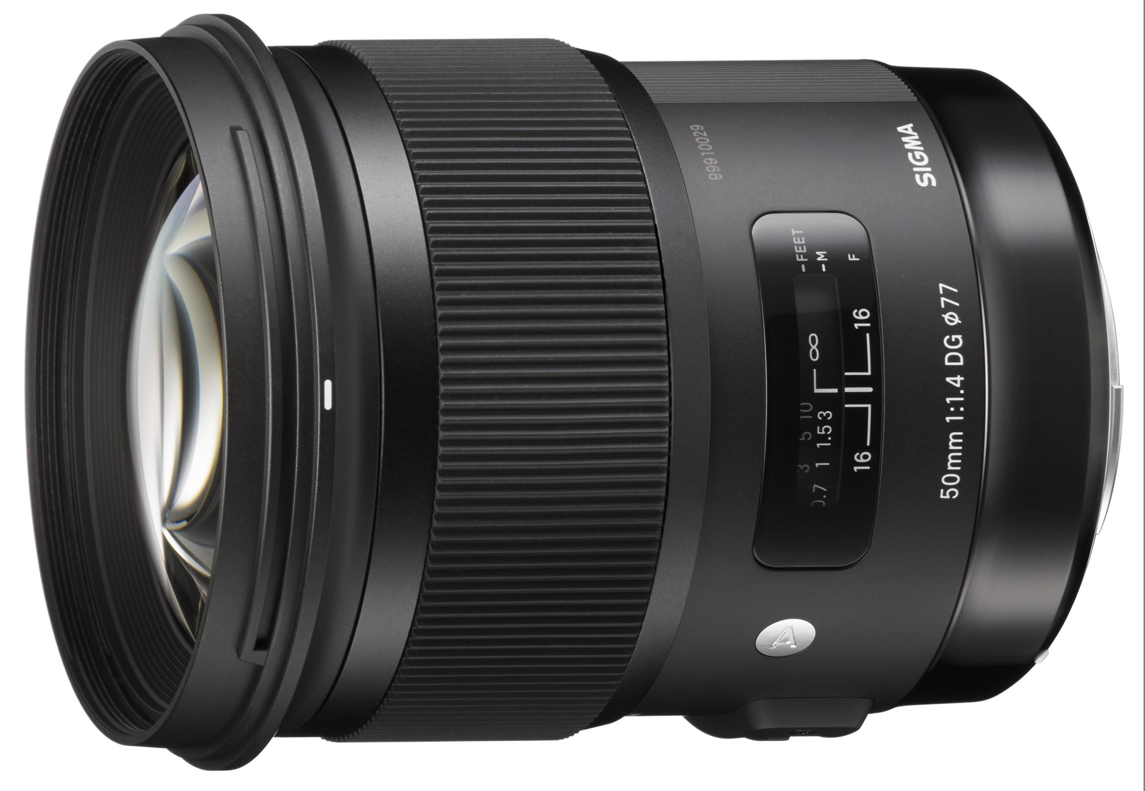Sigma 50mm f/1.4 DG HSM Art Lens Announced – Camera News at Cameraegg