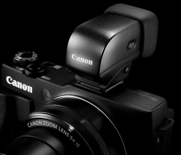 Canon PowerShot G2X