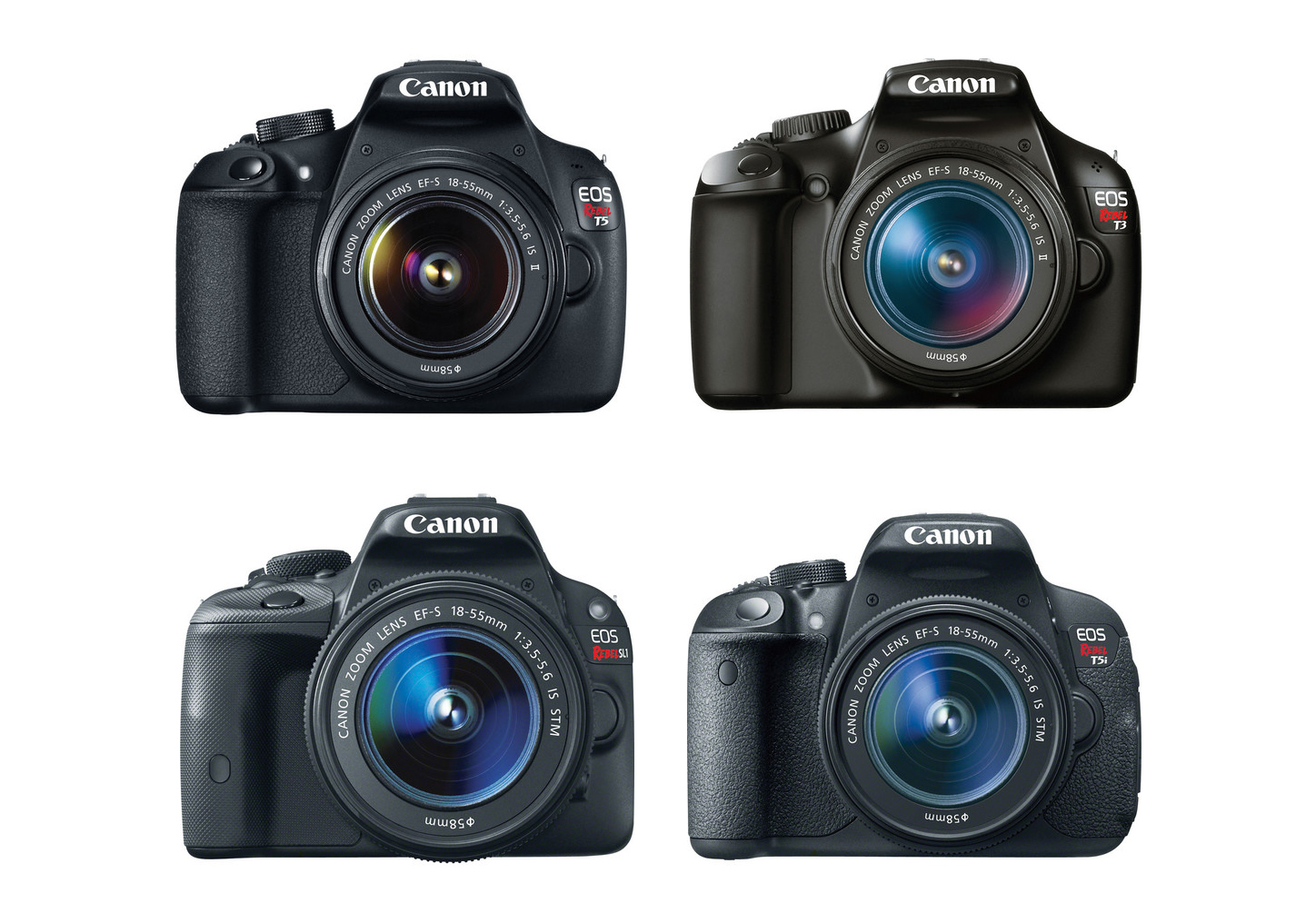 Canon EOS 700D / Rebel T5i – Camera News at Cameraegg