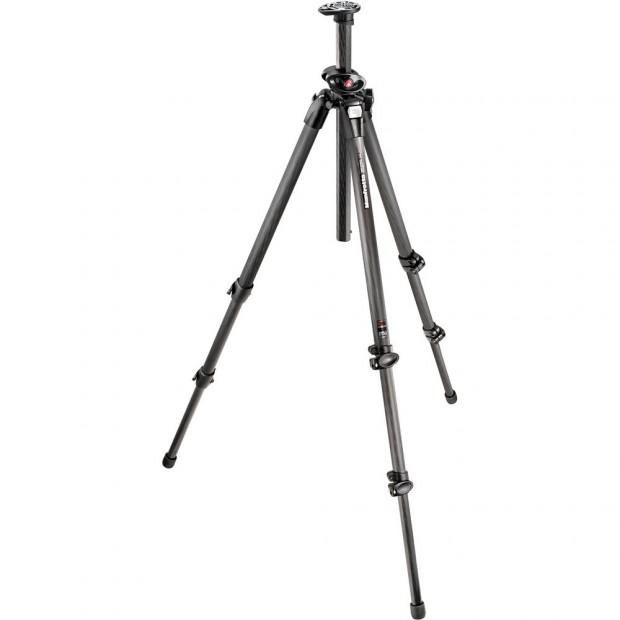Manfrotto 055CXPRO3 Carbon Fiber Tripod Legs