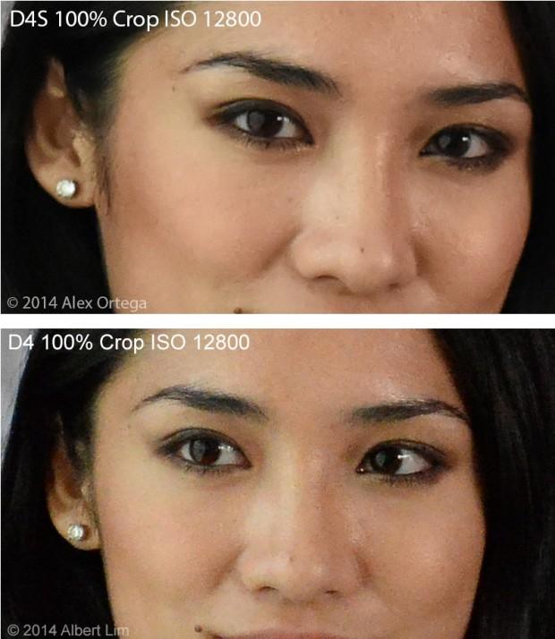 Nikon D4S ISO 12800