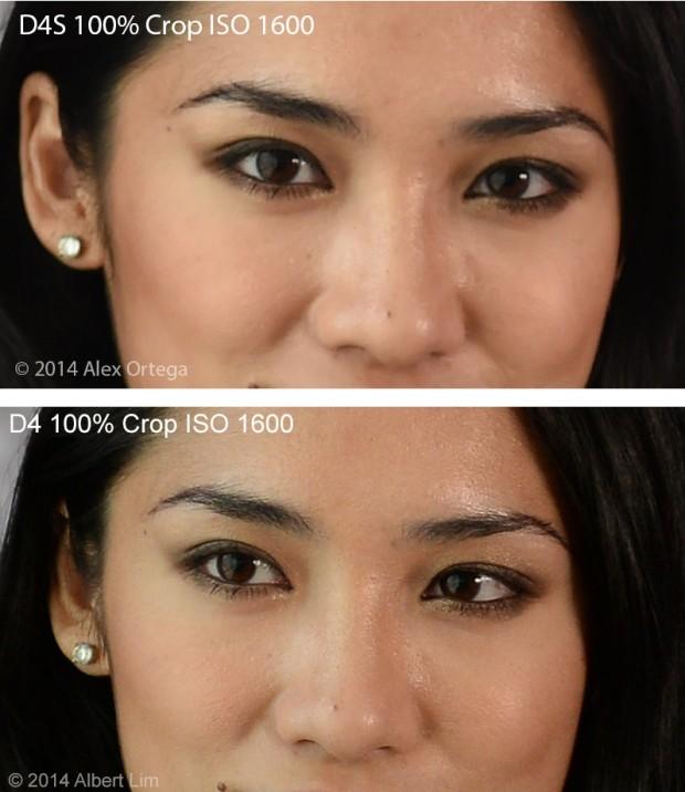 Nikon D4S ISO 1600