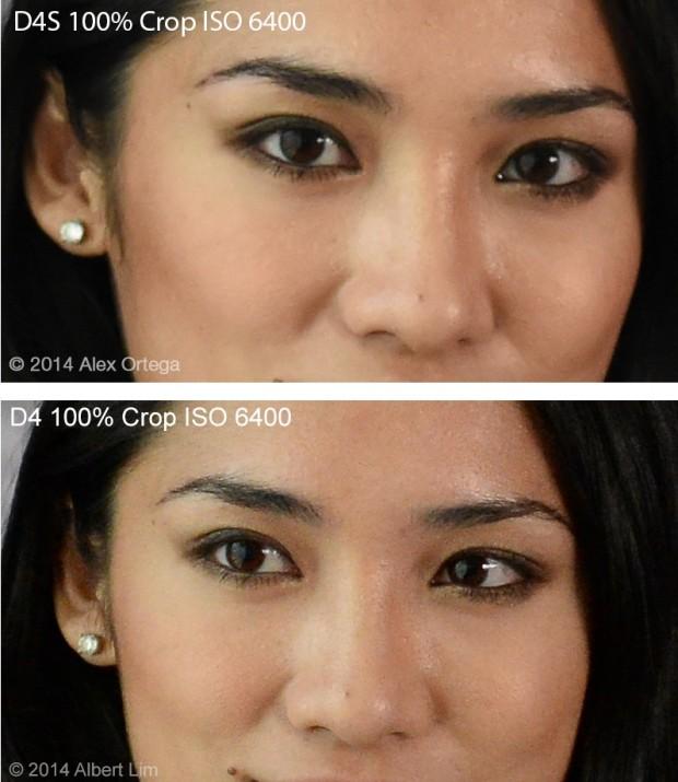 Nikon D4S ISO 6400