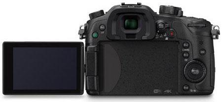 Panasonic-GH4-camera