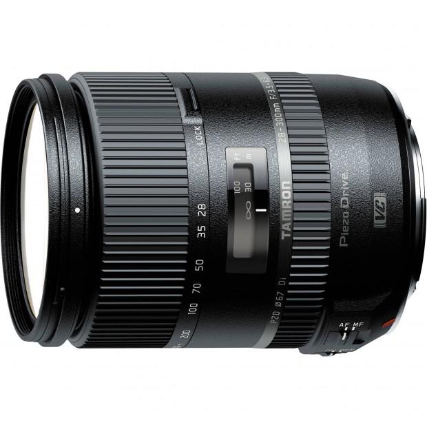 Tamron 28-300mm f 3.5 6.3 di vc pzd lens