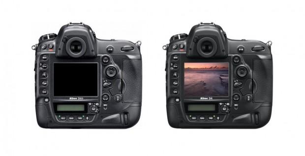 Nikon D4S Vs. Nikon D4