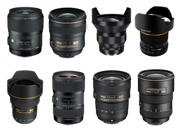 Best-Wide-angle-lenses-for-Nikon-DLSR