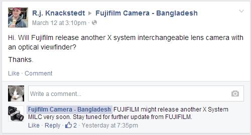 Fujifilm fb